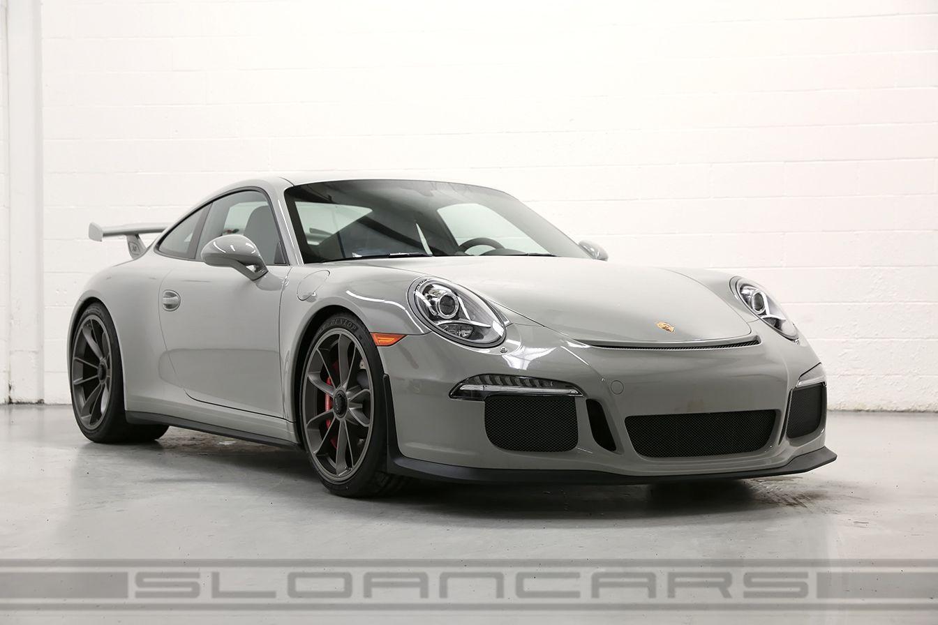 2015 Porsche GT3 paint to sample fashion grey for sale ...