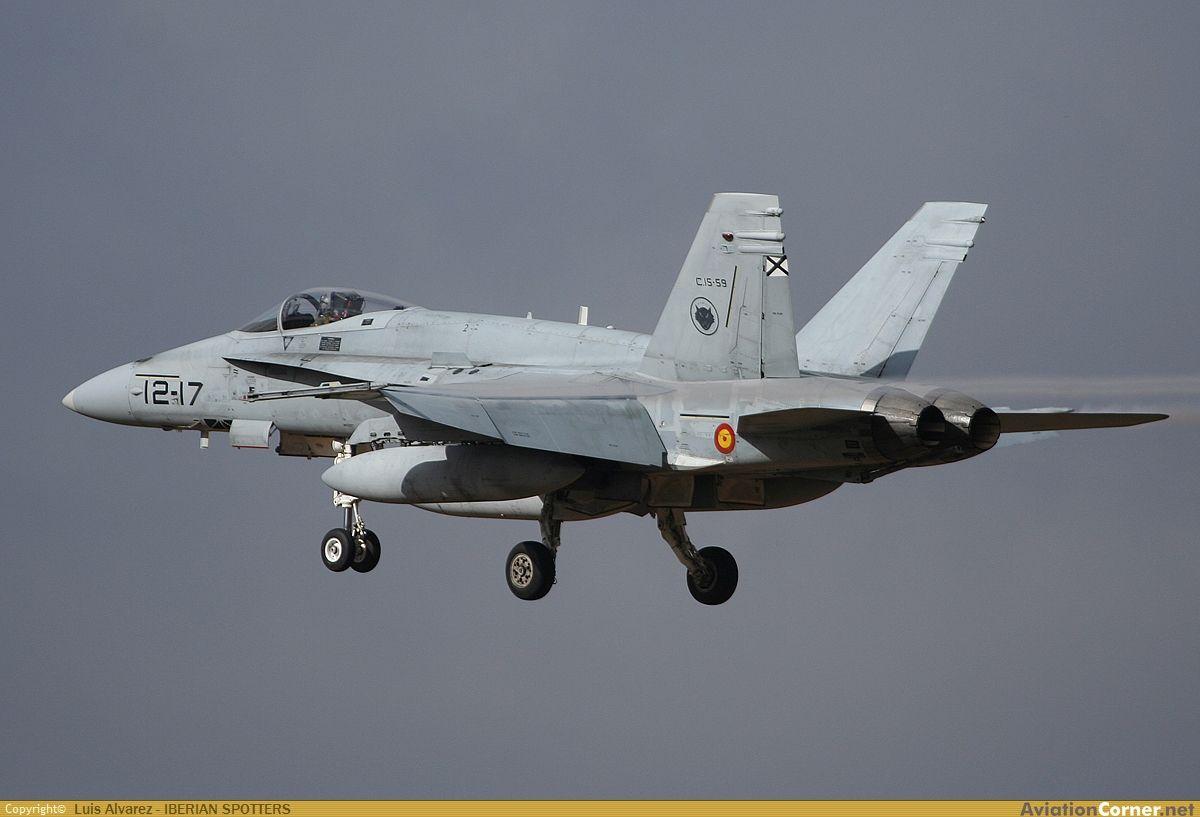 AviationCorner.net - Aircraft photography - McDonnell Douglas EF-18A(M)