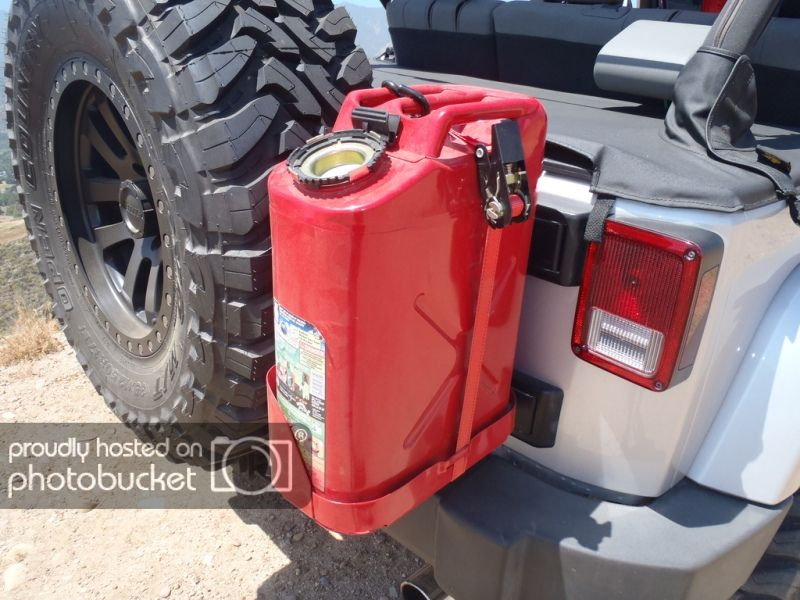 Jeep Fuel Can Mounts 2 Jeep Wrangler Jk Jerry Can Jeep Jk