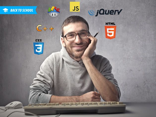 The Web Development & Programming Bundle - A Complete Beginner's Guide To Programming Languages #BackToSchool