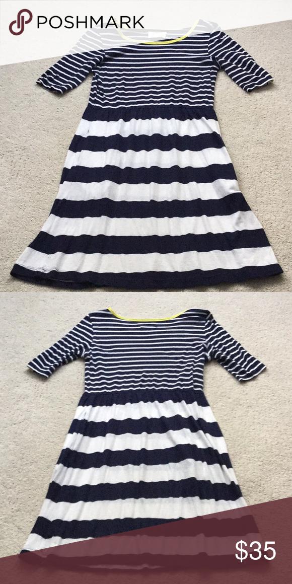 363f1706989 Anthropologie Nautical Summer Dress