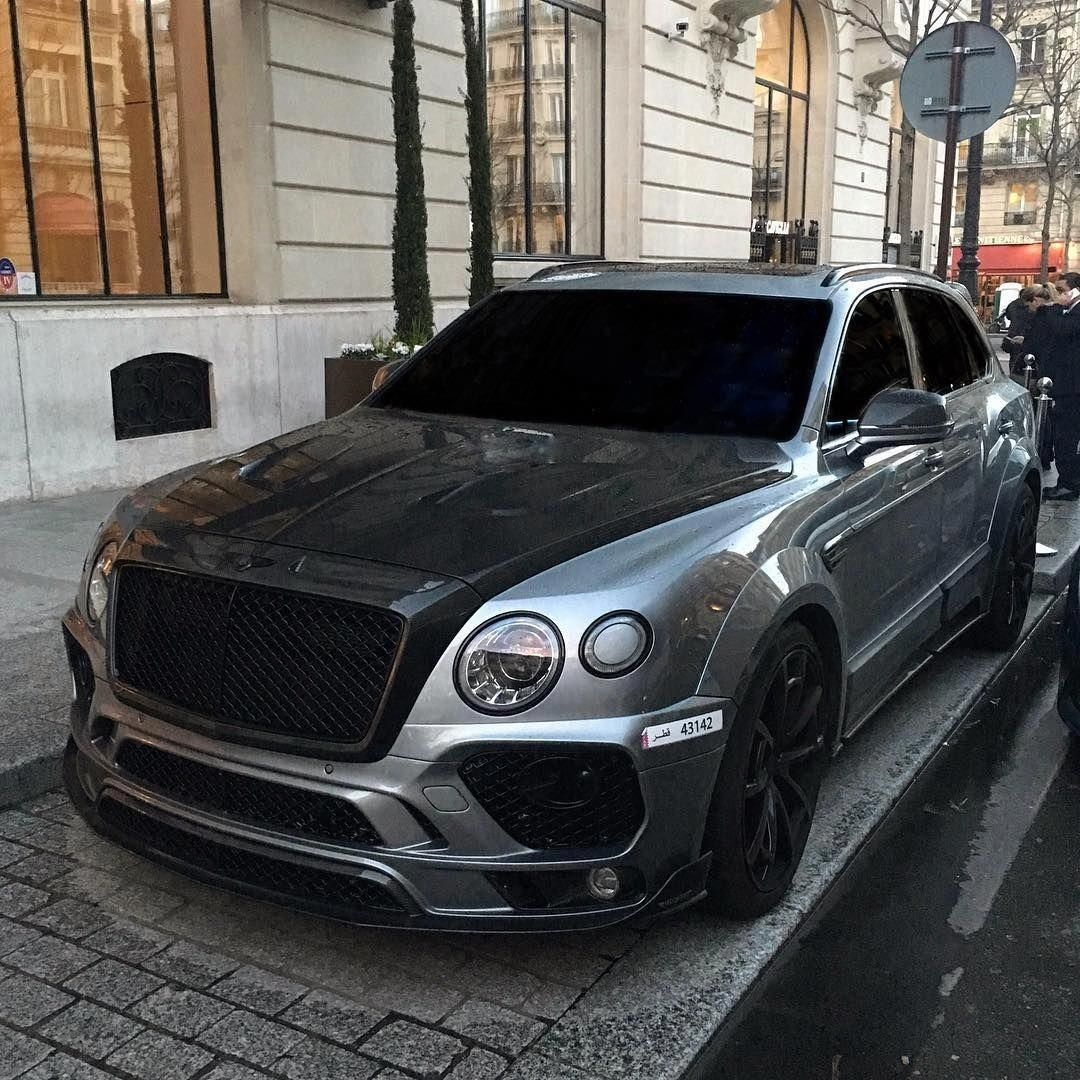 #liveupload Hot Or Not ? 🐼🏁 MANSORY Bentley Bentayga