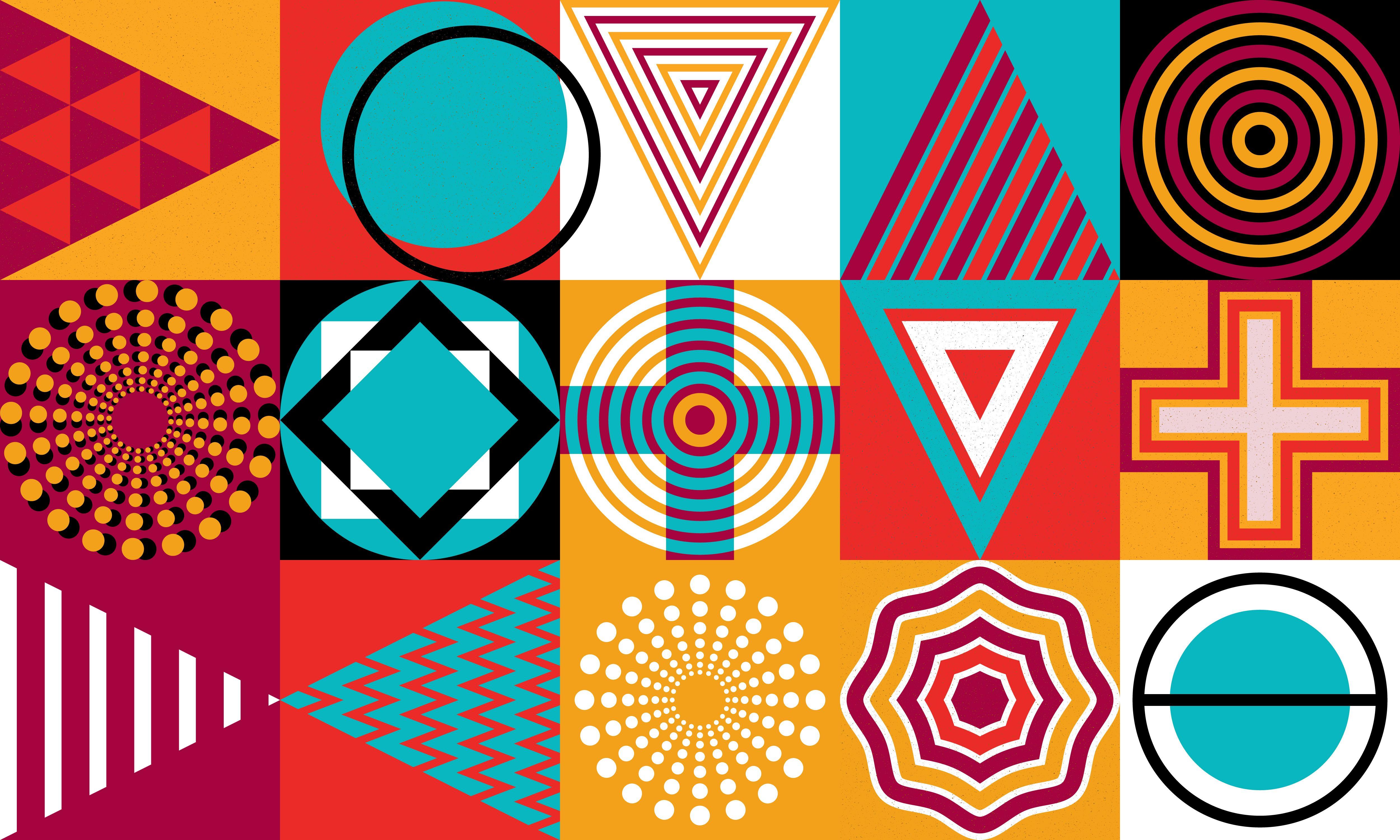 #surfacepattern #fabricdesign #textiledesign #patternprint #geometry #generative #inspiration #leaf