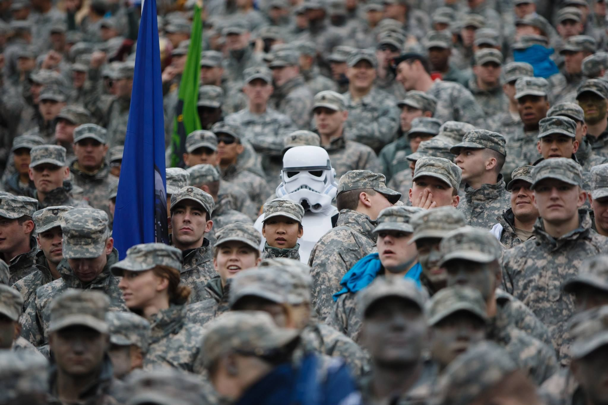 Spotted at the Air Force vs. Army football game Imgur