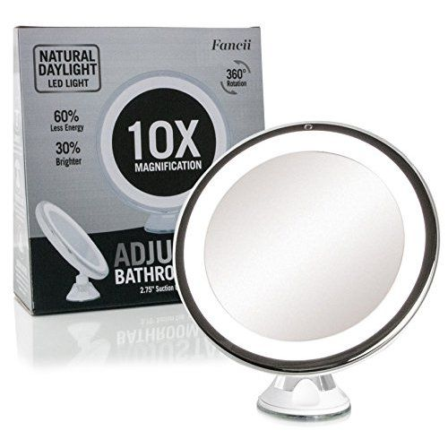 Large Compact Travel Mirror
