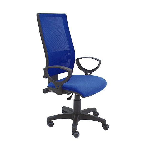 Silla giratoria operativa passion sillas de oficina for Quiero ver sillas