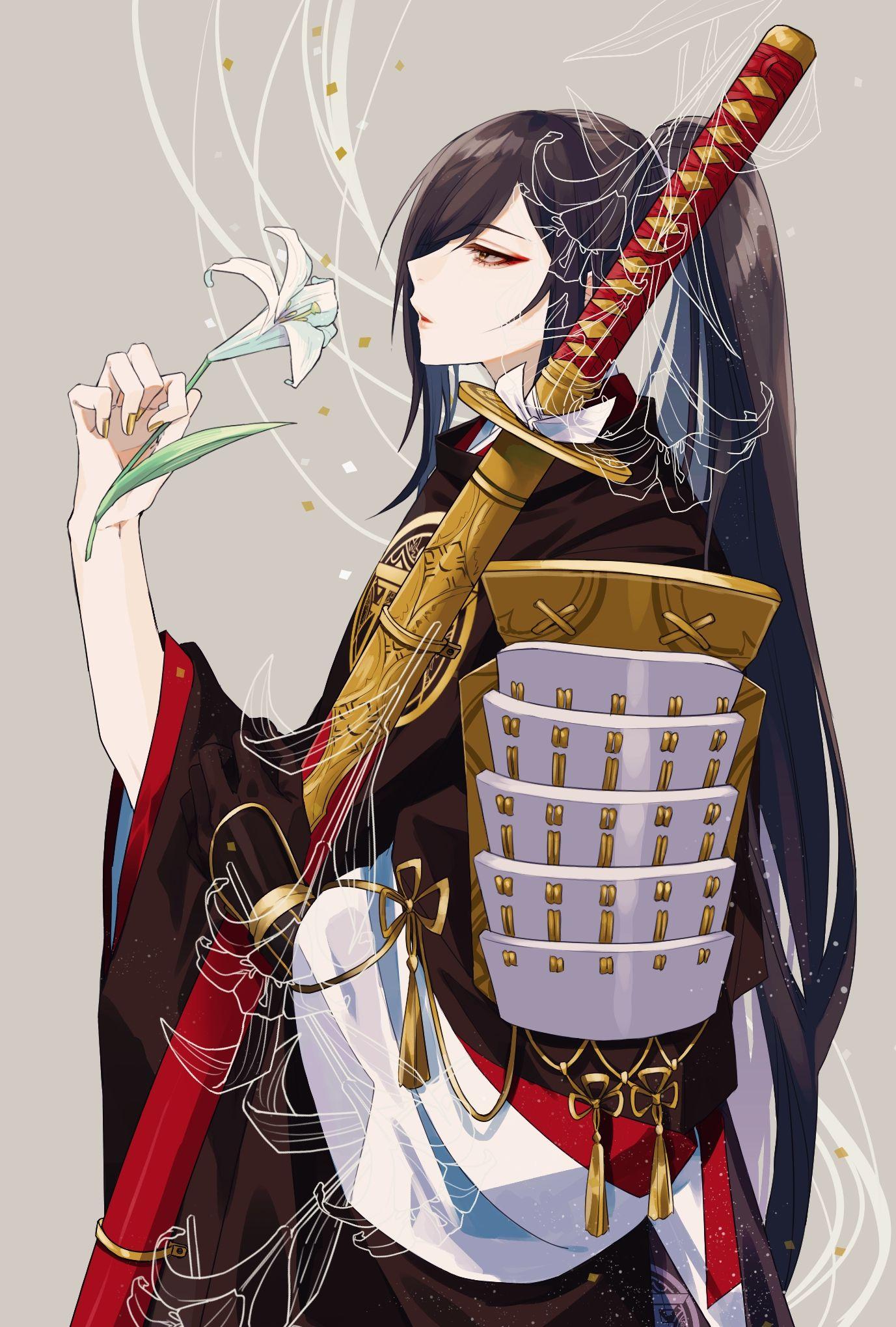 Pinterest Samurai Anime Anime Characters Anime