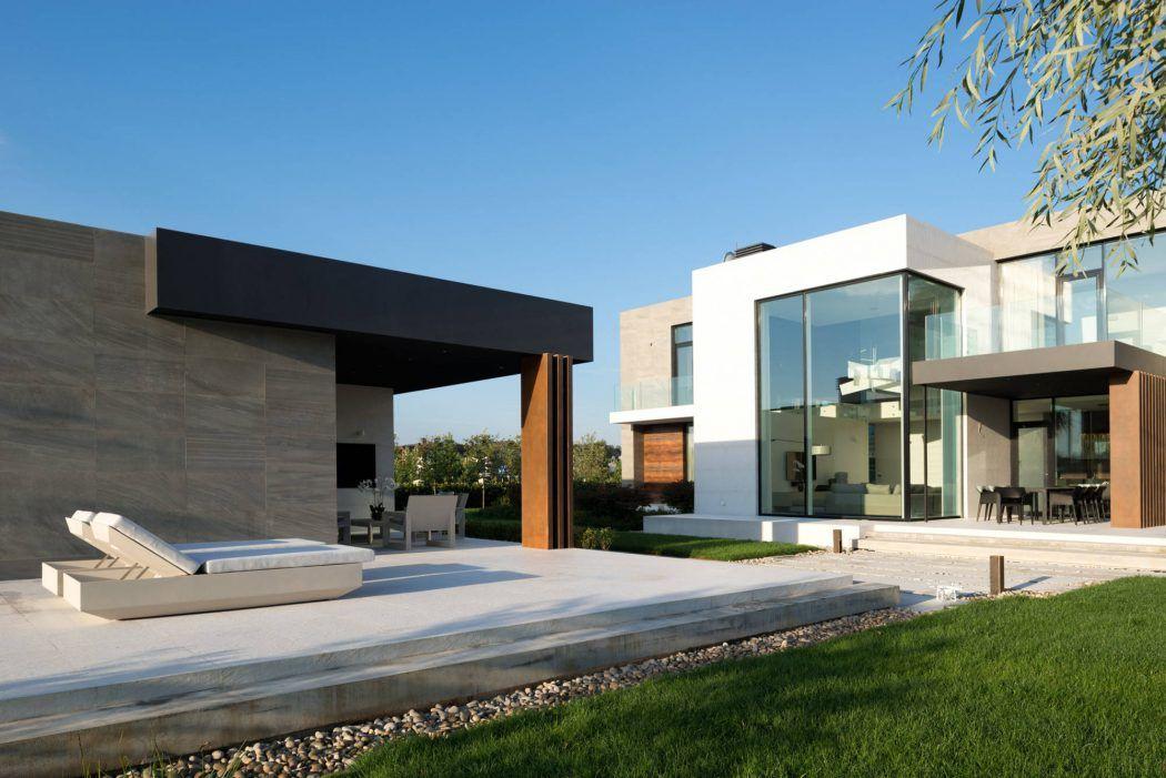 House In Pestovo By Aleksandra Fedorova Architecture Modern