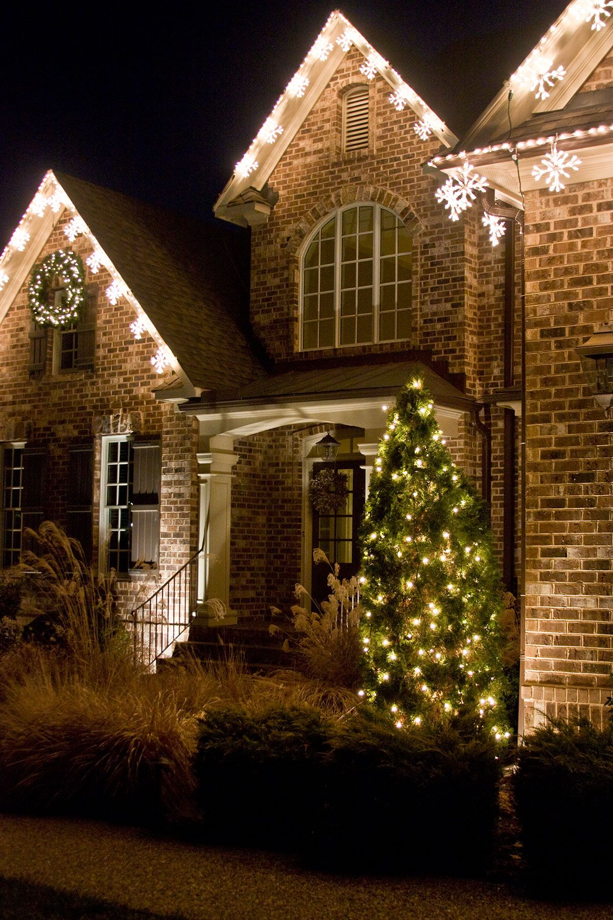 Snowflake Outdoor Lights Star light star bright first star we see tonight is courtesy of star light star bright first star we see tonight is courtesy of outdoor lighting workwithnaturefo