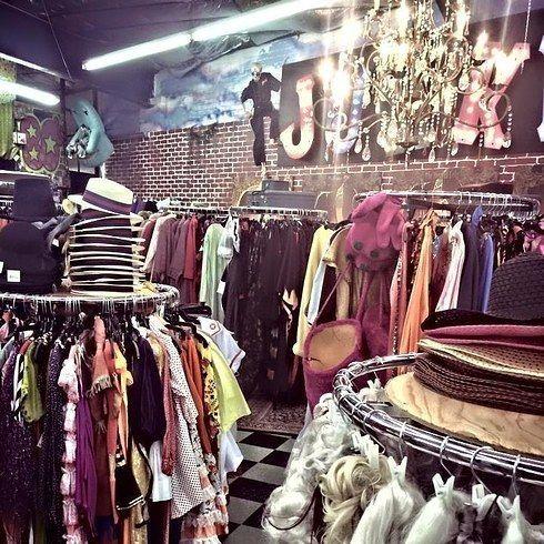 Reno thrift stores