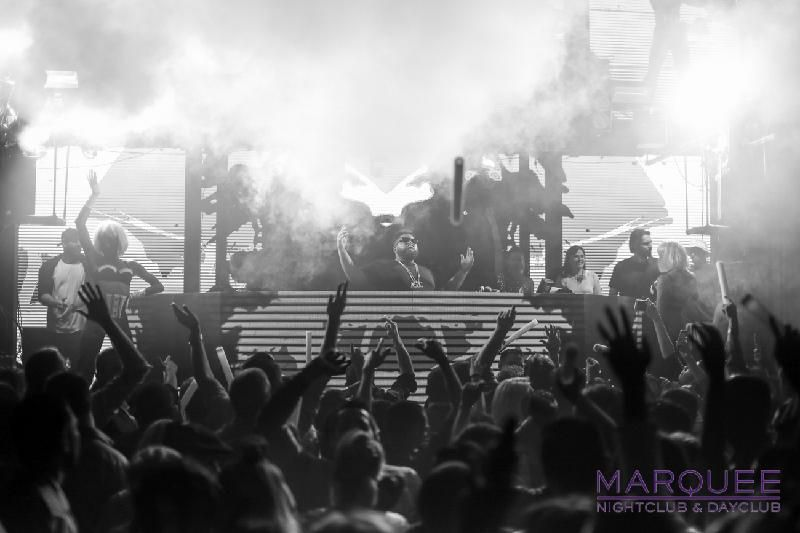 Capturing some of the amazingly unique nightlife experiences only available at Marquee.
