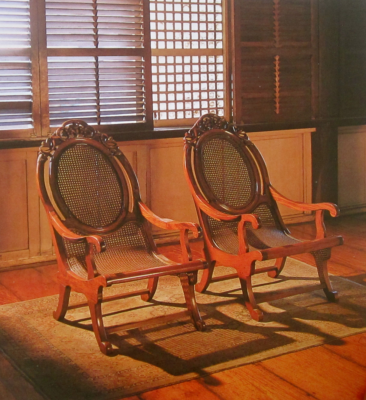 Silya, traditional Filipino chairs Filipino architecture