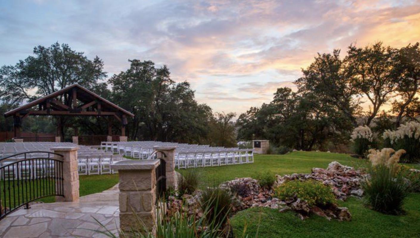 The Milestone Wedding venues, Austin wedding venues, Wedding