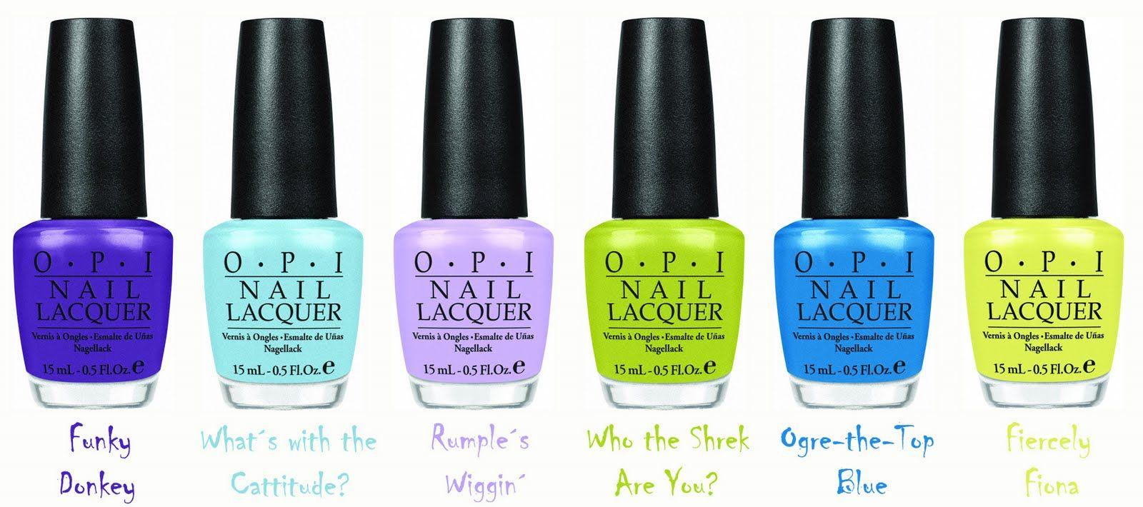 nail polish ♥ | Bomb Ass Nailz | Pinterest | OPI, Opi nails and Opi ...