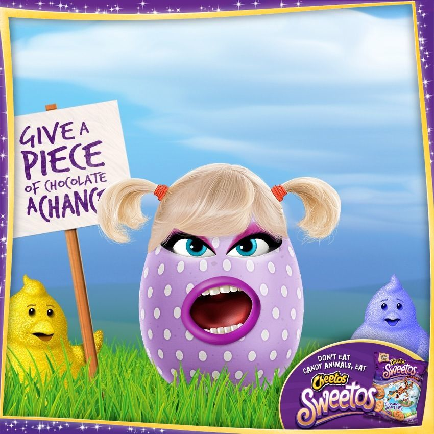 Check out this Easter egg from Chester's #Eggerator & design your own for the chance to win $1K! #CheetosEasterEntry http://bit.ly/1T1f2Bu