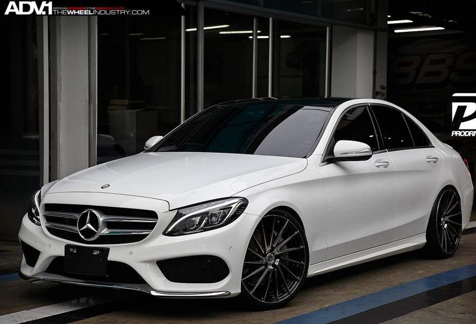 Mercedes E Class Coupe Adv5 2 M V2 Wheels Gloss Black With