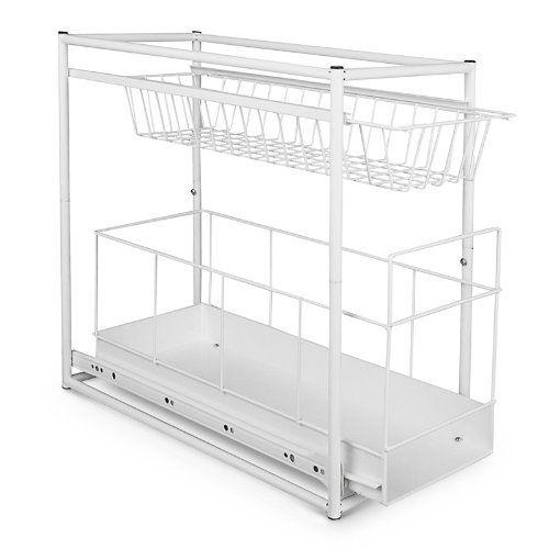 Cestelli Estraibili Per Cucina Ikea.Tiroir Encastrable Pour Placard De Cuisine A Partir D Une