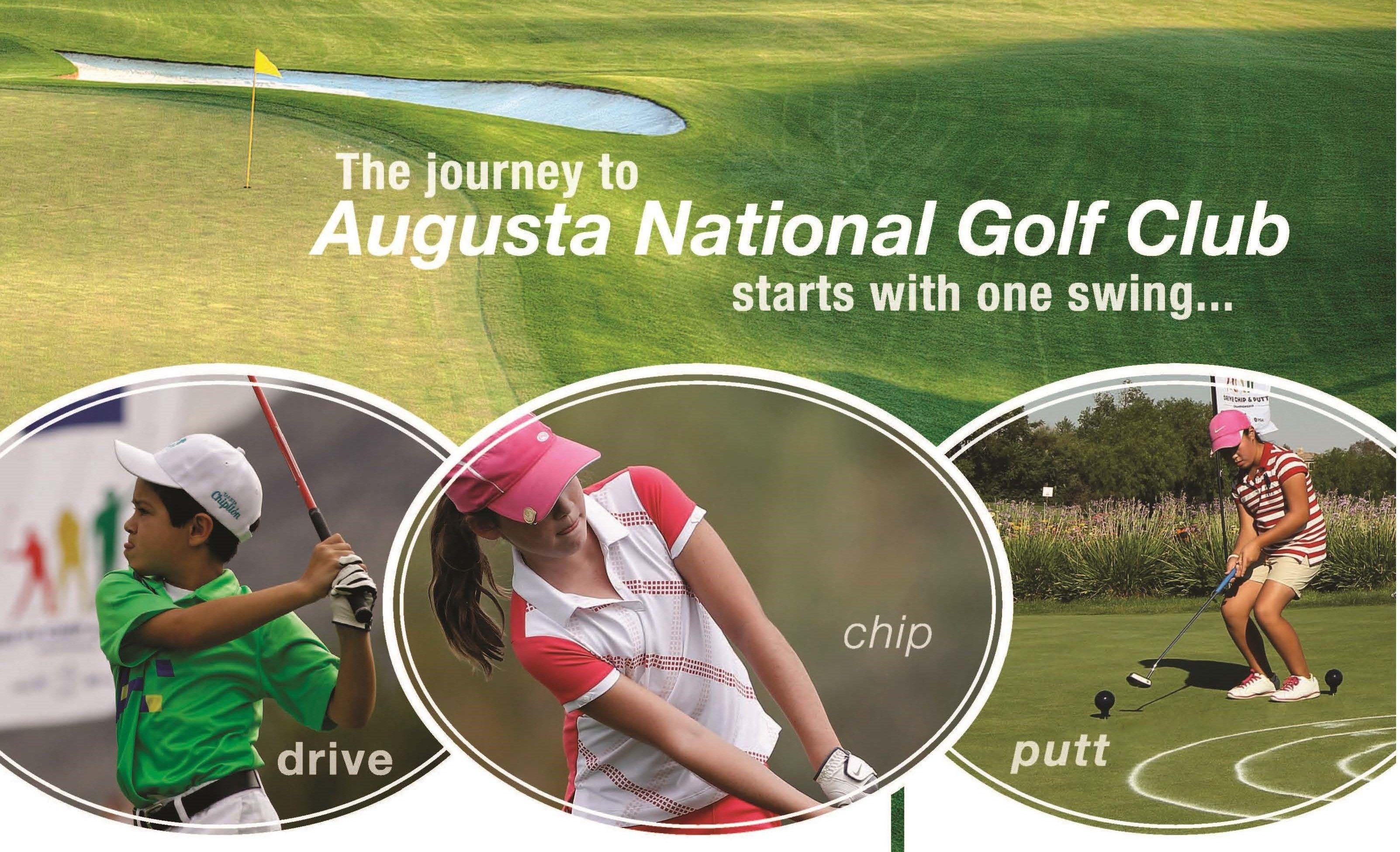 2019 Drive, Chip & Putt Championship Augusta national