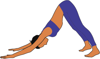 16 yoga poses for stress relief  yoga poses easy yoga