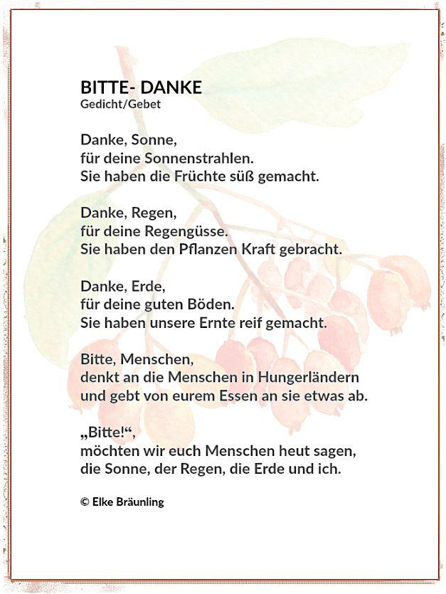 Besuche Den Beitrag Fur Mehr Info Dankgebet Kindergebet Danke Gedicht