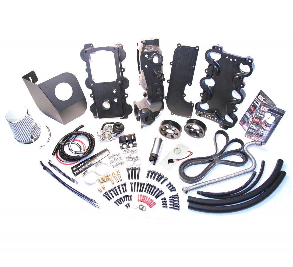 0105 2DR Explorer & ST Installation Kit Sport trac