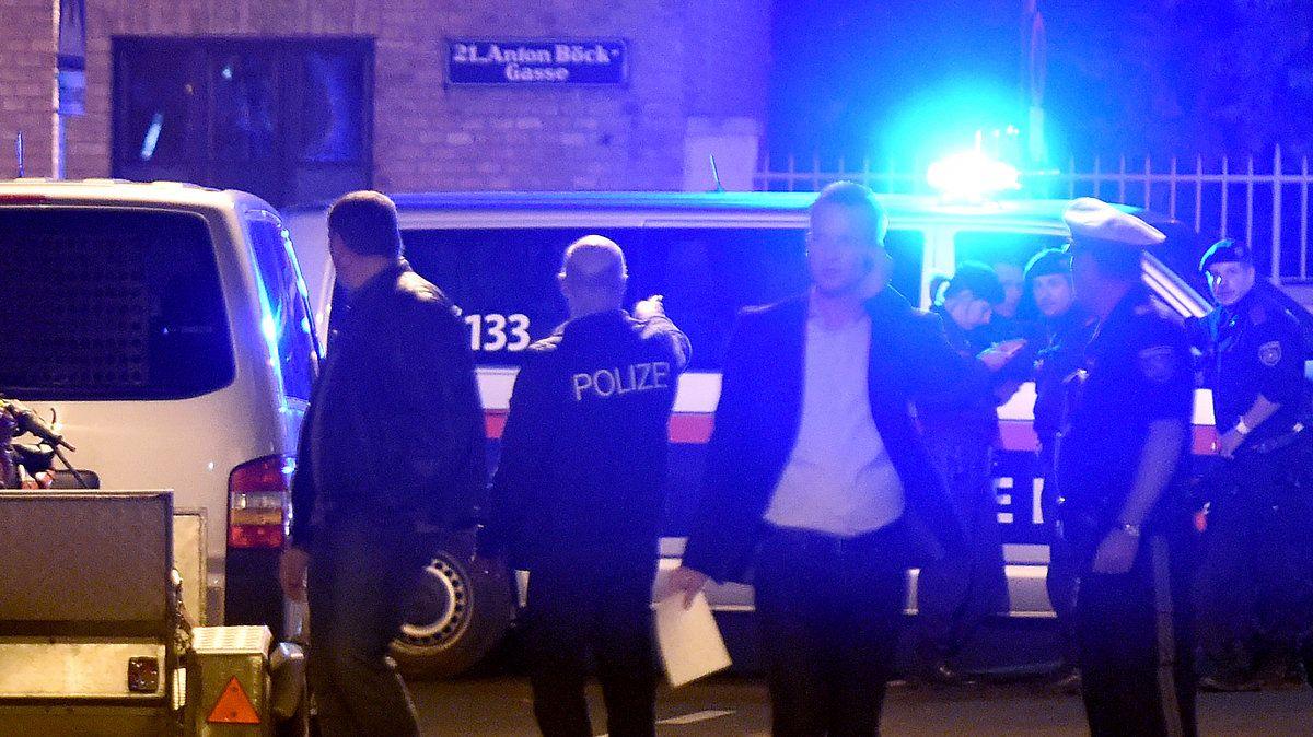 22-Jährige in Wien niedergefahren Polizei nahm Tatverdächtigen fest - Kurier