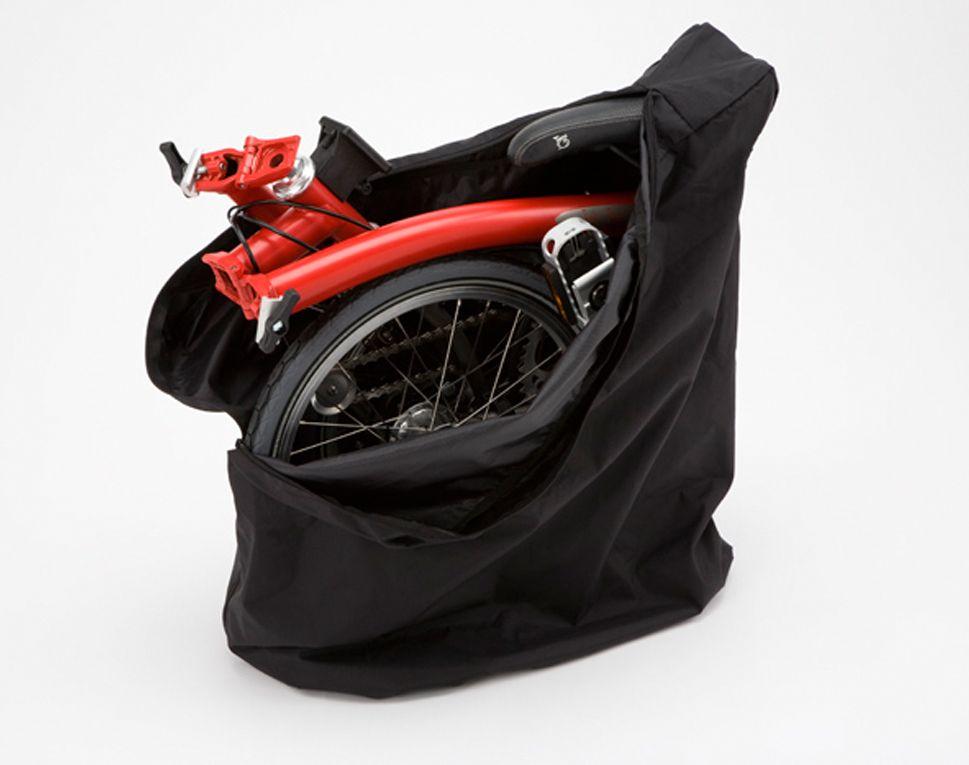 Brompton Cover And Saddle Bag Portapedal Tempe Brompton