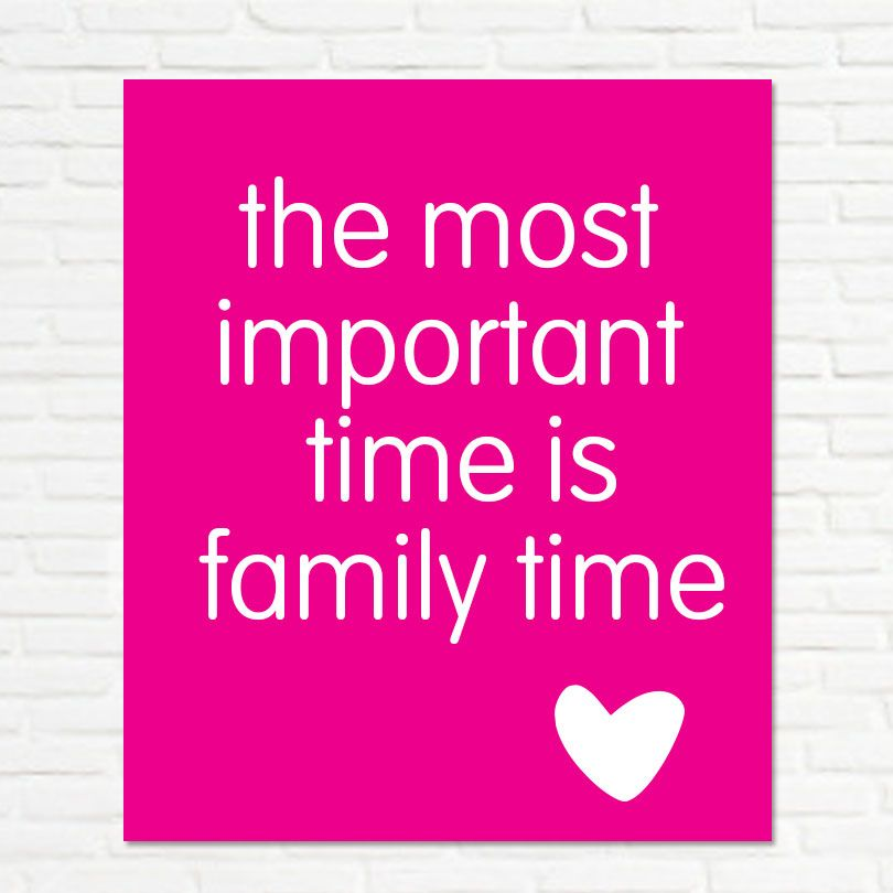Quotes About Family Fun: #Family Time ♥ #FastFixin