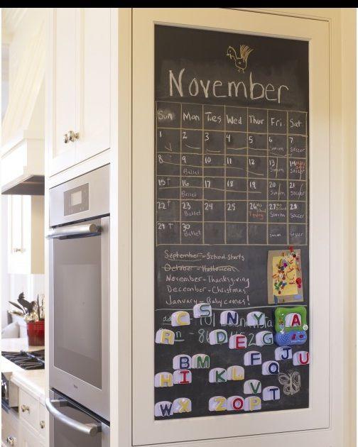 Design Inspiration Kitchen Chalkboards Kitchen Chalkboard