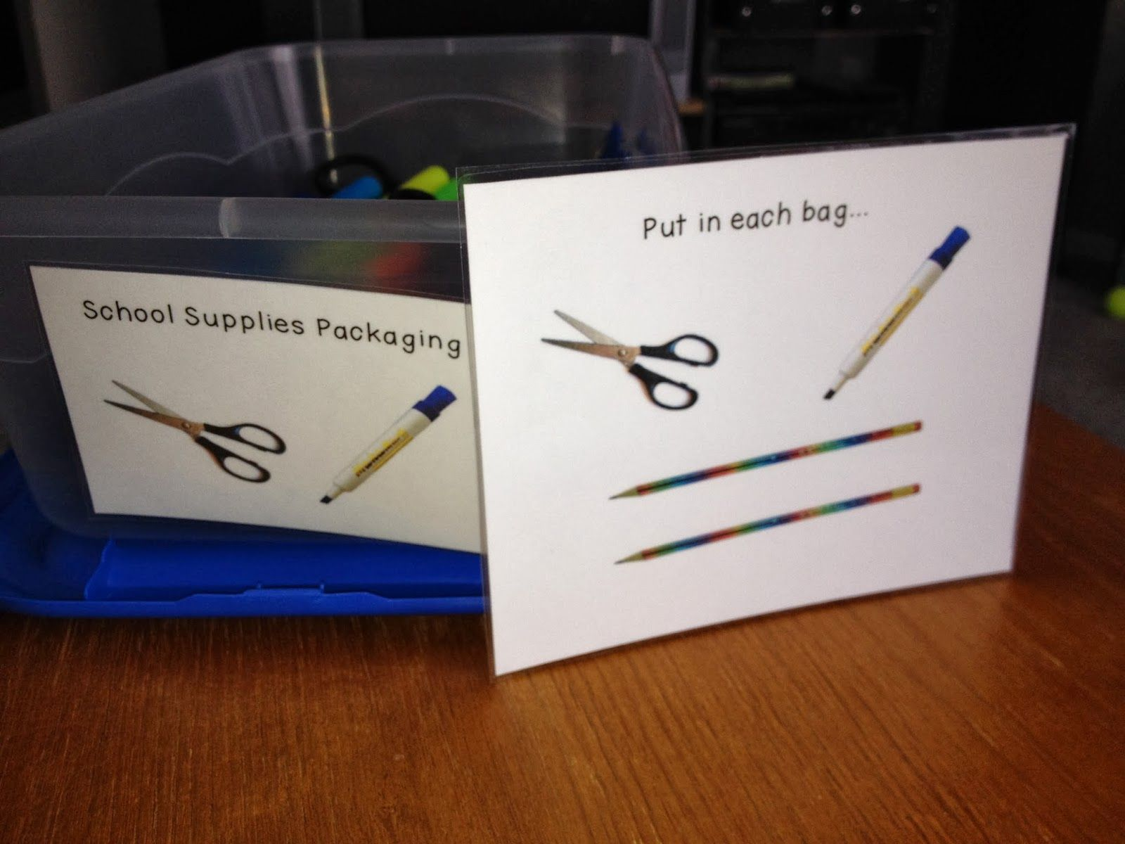 Sped Ventures Pre Vocational Work Boxes