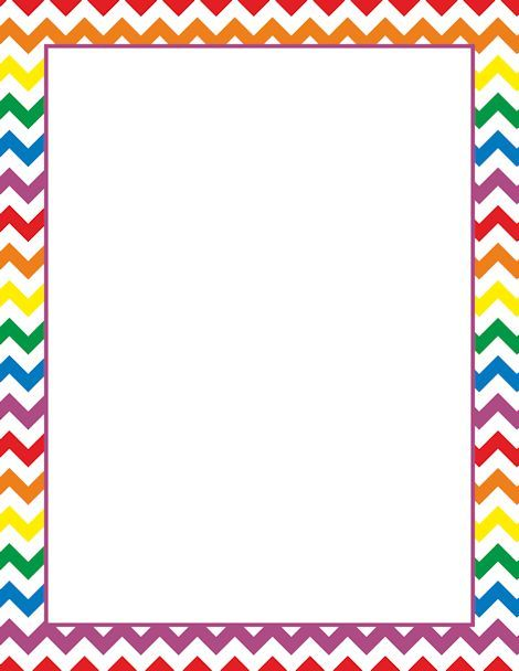 rainbow page border  pin by peyton kuhn on party ideas