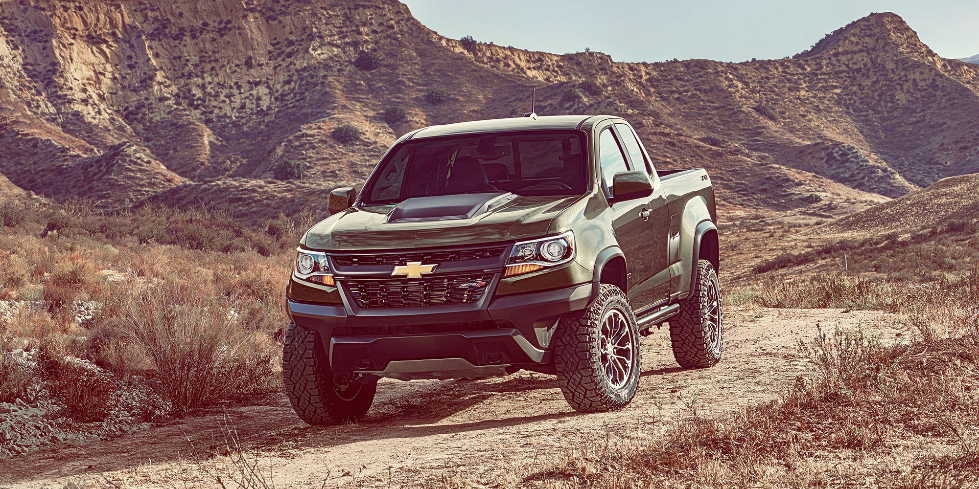 2017 2018 New Colorado Mid Size Truck Sale Bestdeal By Chevy
