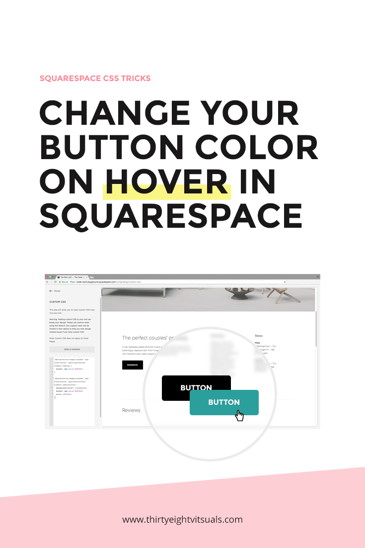 Changing Your Buttons Color On Hover Mode Blogging With