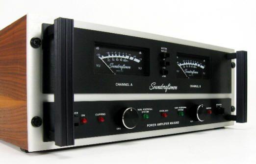 Soundcraftsmen MA5200 Stereo Power Amplifier