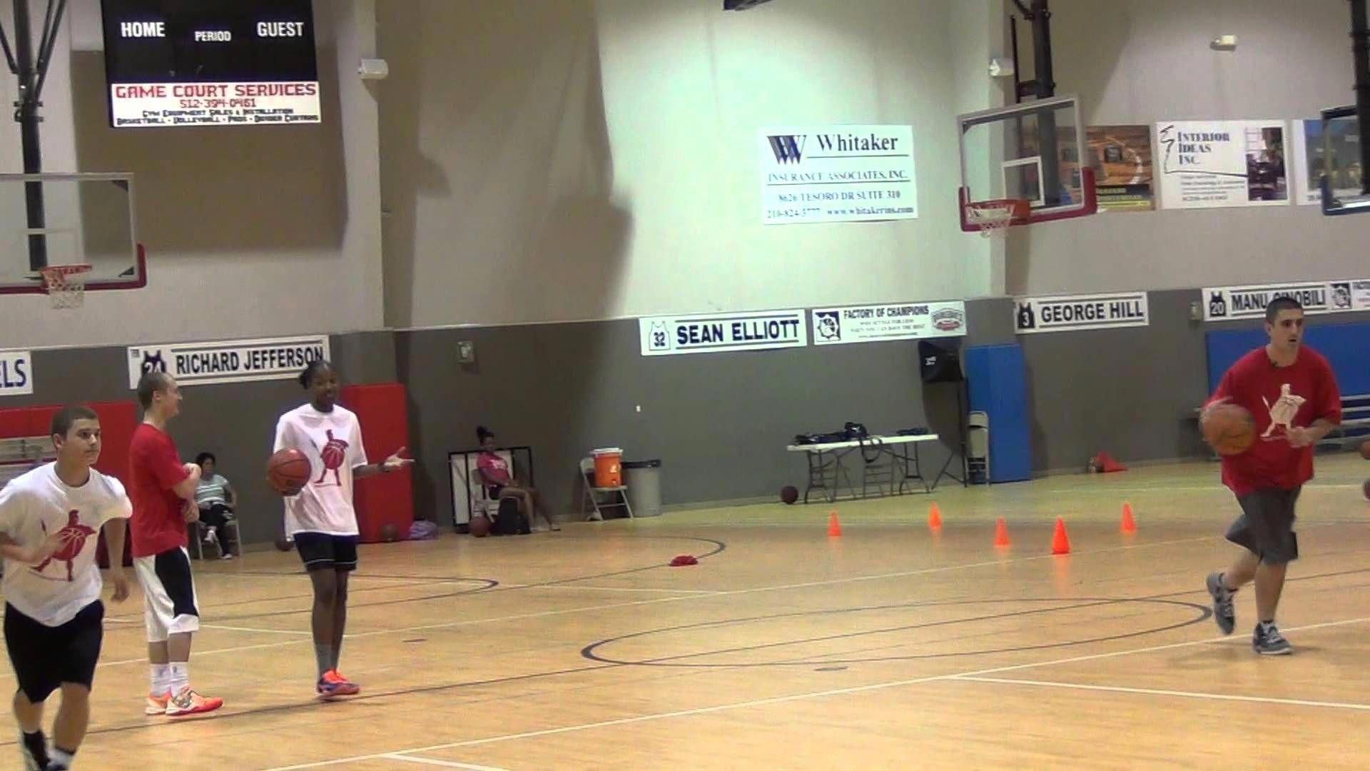 Danny Green Transition Shooting Drill San Antonio Basketball Camp Basketballcamps Louisvilleb Basketball Camp Louisville Basketball Indoor Basketball Court