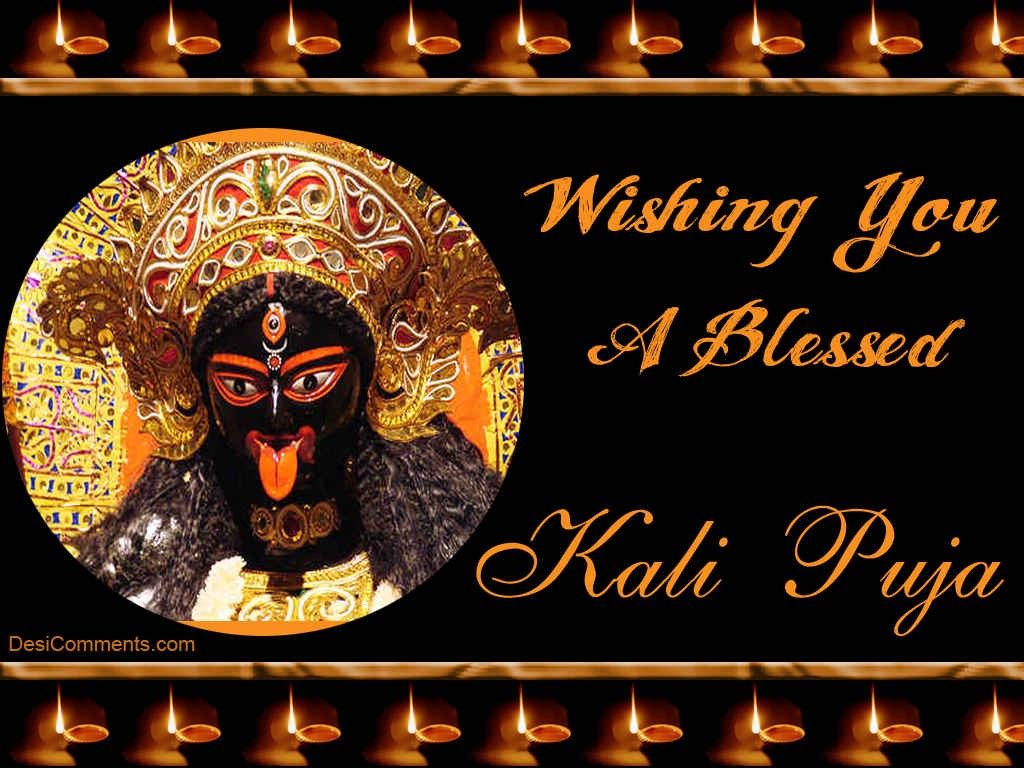 Greetings, Kali