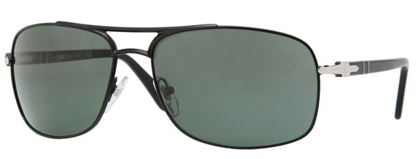 2c67202fee Persol Sunglasses 2407 Black Polarized 1047 58 New Authentic ...