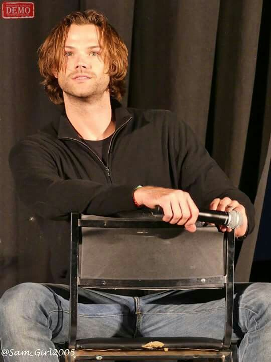 Oh my!  That look!    NJCon 2015