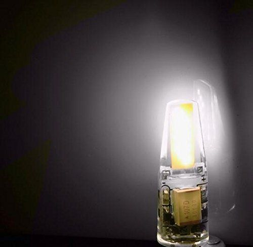 Bonlux 2w E12 Candelabra Led Bulb 12v Ac Dc Warm White Candelabra Base E12 Indicator Light 20w Halogen Replacement Bulb Pack Of Led Bulb Indicator Lights Bulb
