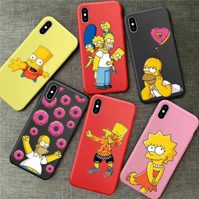coque iphone 11 simspon