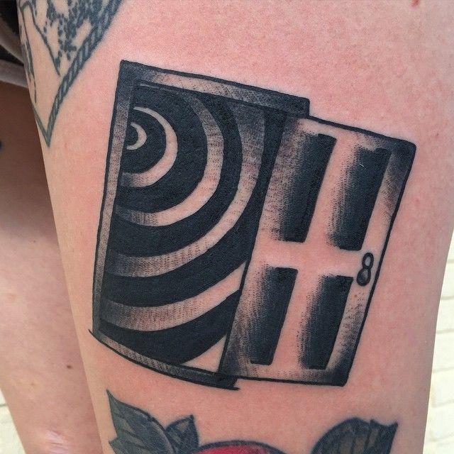 The Twilight Zone Tattoo Google Search Tattoo Hurt Foot