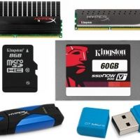 Mega Kingston Weekly Giveaway including SSD, HyperX RAM, pen drives and more