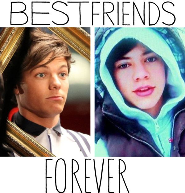 """""""More than just bff's actually :P"""" by louis1dbritish44 ❤ liked on Polyvore"""