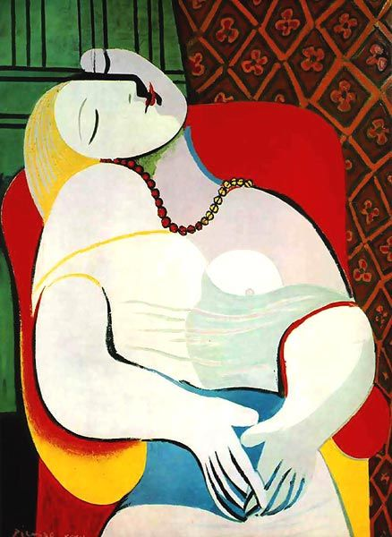 Picasso - my favorite piece