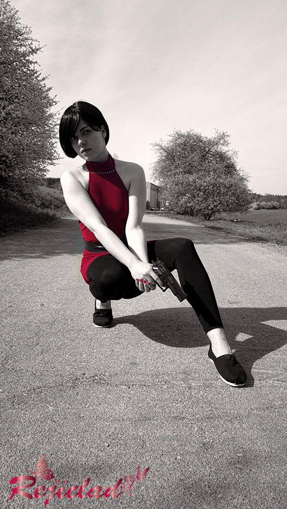 Ada Wong Biohazard 2 Concept Art #1 outfit III by Rejiclad