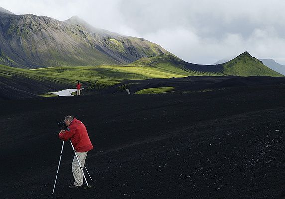 Iceland Photo Tour - Highland Adventure tour