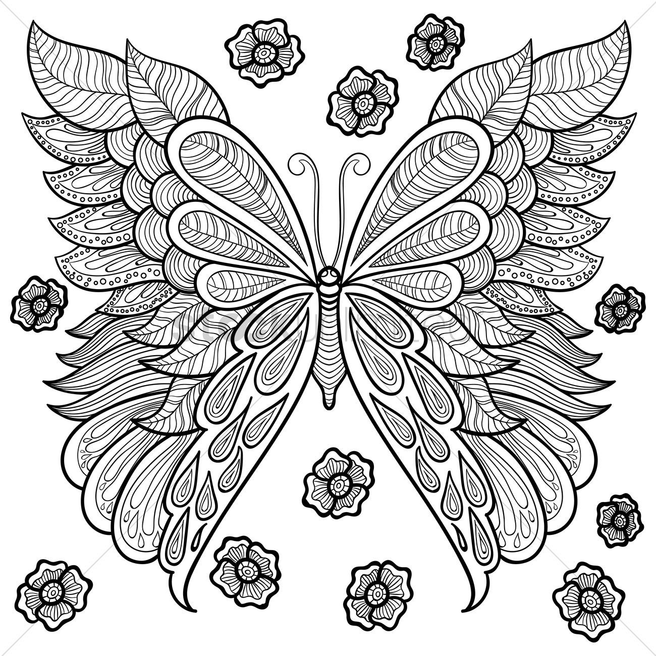You Don T Have To Be A Designer To Get Awesome Visuals Graphic Design Photography Silhouette Clip Art Butterfly Design [ 1300 x 1300 Pixel ]