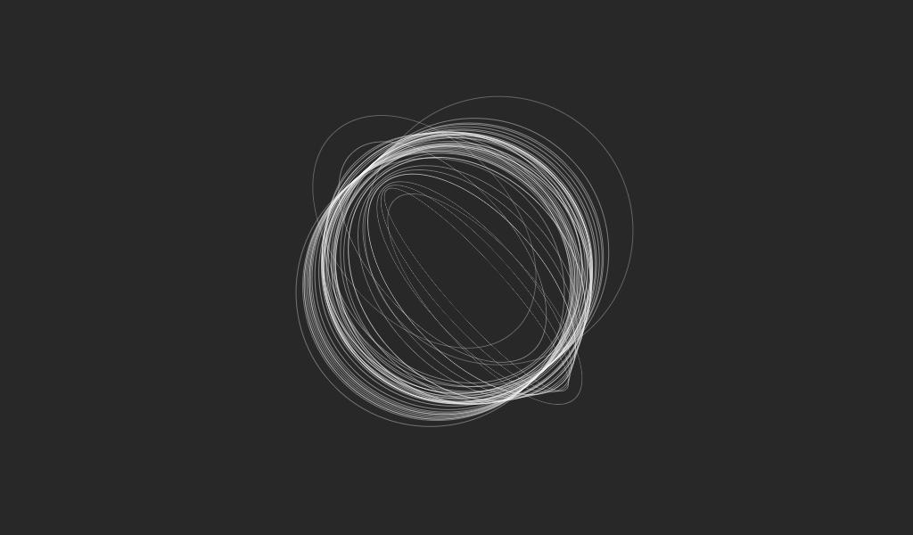 Circle Things Circle, Abstract artwork, Abstract