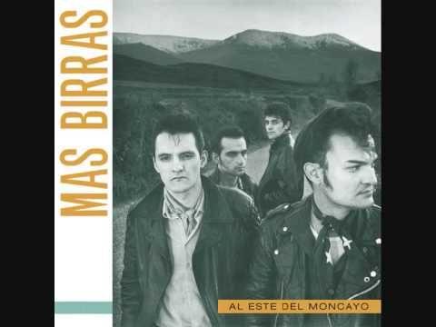 Más Birras - Apuesta por el rock and roll.