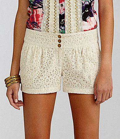 GB Lace Shorts